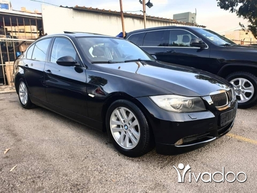 BMW in Beirut City - 2006 bmw e90 325i black