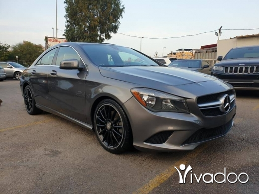 Mercedes-Benz in Beirut City - 2014 CLA 250