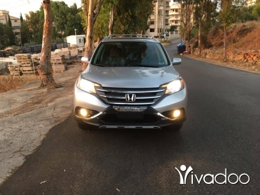 Honda in Beirut City - Crv ajnaby ex 4wd