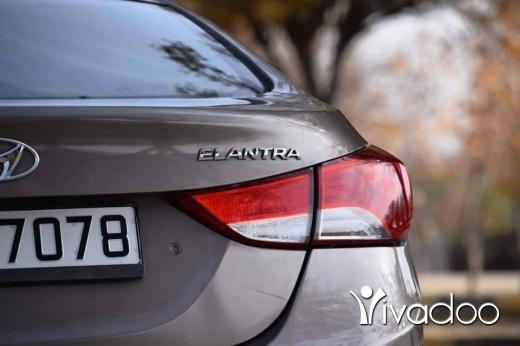 Hyundai in Beirut City - Hyundai Elentra 2013
