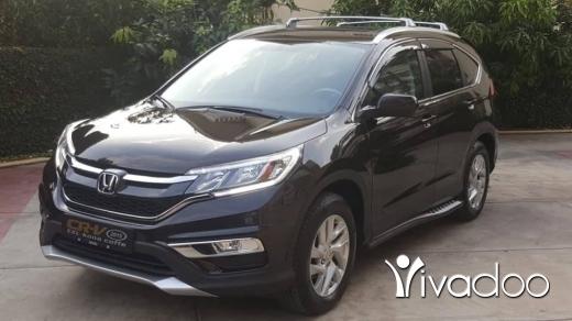 Honda in Minieh -