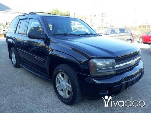 Chevrolet in Beirut City - Trailblazer LTZ