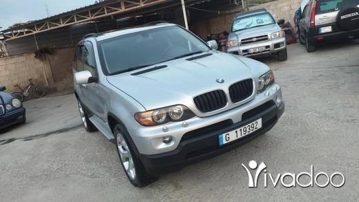 BMW in Halba - X5 2006