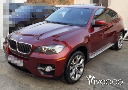 BMW in Port of Beirut - X6 2009 sportpackage 14500$