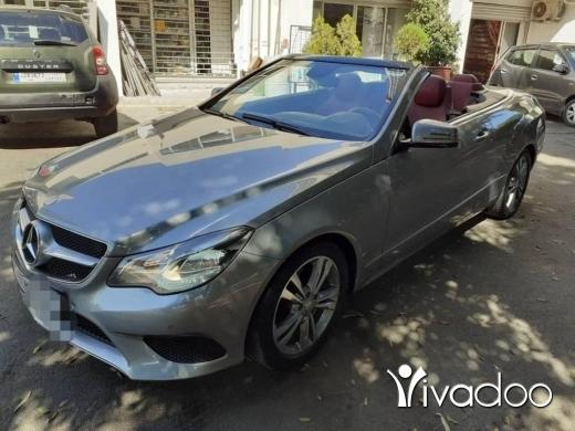Mercedes-Benz in Beirut City - E200 2016 convertible