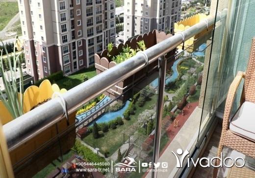 Apartments in Arsoun - أشهر المجمعات السكنية الحديثة في اسطنبول باشاك شهير