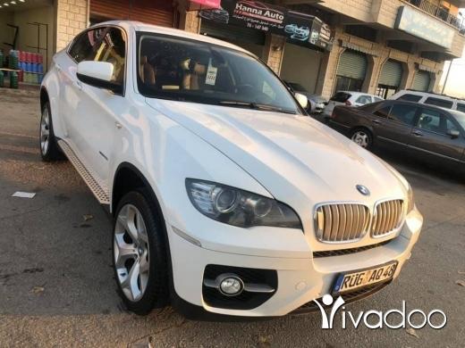 BMW in Chtaura - Bmw X6 5.0 twin Turbo Xdrive