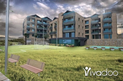 Apartments in Hosrayel - Apartment with Garden for Sale in Hosrayel : L05826