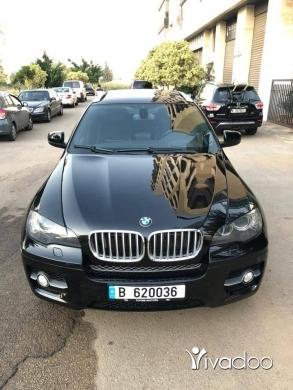 BMW in Beirut City - Bmw X6 5.0I XDrive 2008
