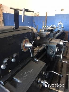 DIY Tools & Materials in Chtaura -  مخرطة كاملة للبيع بسعر مغري
