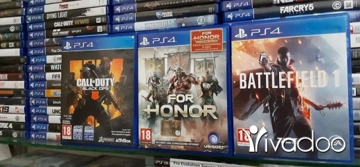 Games in Tripoli - Game ps4 used