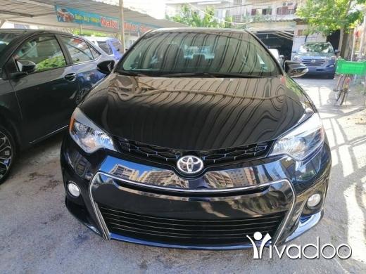 Toyota in Tripoli - 2016 Toyota Corolla S