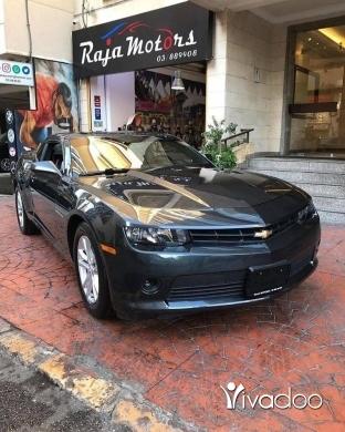 Chevrolet in Beirut City - Chevrolet Camaro RS 2014
