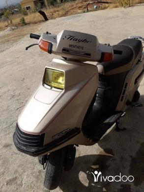 Barossa in Baalback - moto