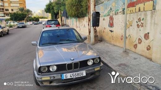BMW in Beirut City - Bmw ndefe w kil shi fiha shighal bi3 aw tbdel