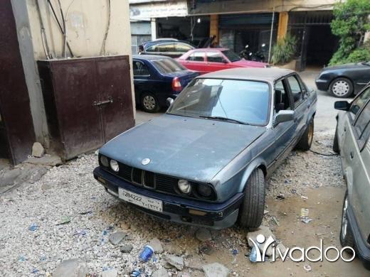 BMW in Tripoli - Batta 325.انقاد اتوماتيك لي بتهمو وتس اب