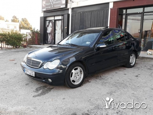 Mercedes-Benz in Tripoli - C 200 4 cylindres masdar elmane meshye 150000 km