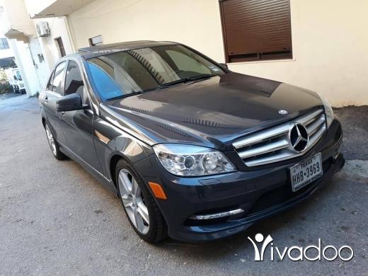 Mercedes-Benz in Tripoli - C 300 2011