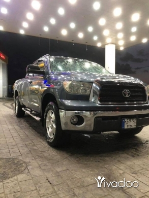 Toyota in Port of Beirut - Tundra 4sale 2008 clean title