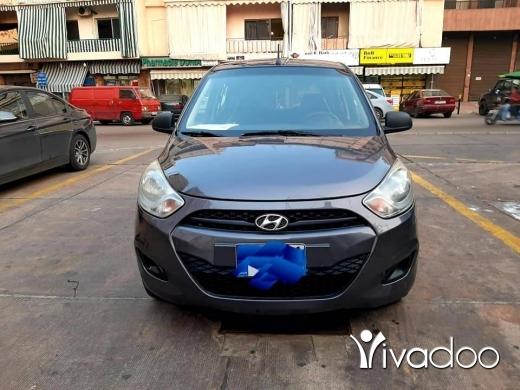 Hyundai in Port of Beirut - I10 موديل 2013