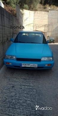 Honda in Port of Beirut - اكورد ٨٨ انقاد منفوضة جديد بدا شوية شغل بل مكنيك خفيفة وفرش سقف من الداخل د