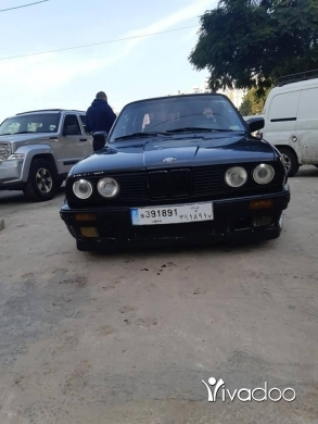 BMW in Tripoli - ‎مديل ٨٨ رقم bmw