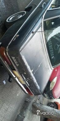 Mercedes-Benz in Tripoli - Marsedes atesh