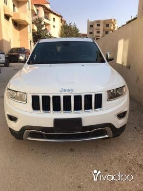 Jeep in Zahleh - New Grand cherokee mod 2014