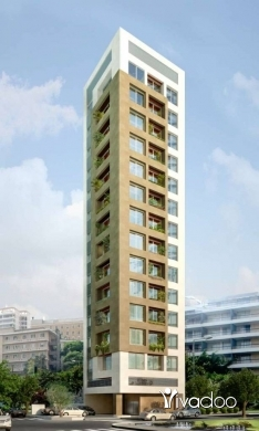 Apartments in Rmeil - A 136 m2 apartment for sale in Rmeil with a city view - FACILITATED PAYMENT PLAN