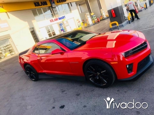 Chevrolet in Tripoli - Camaro