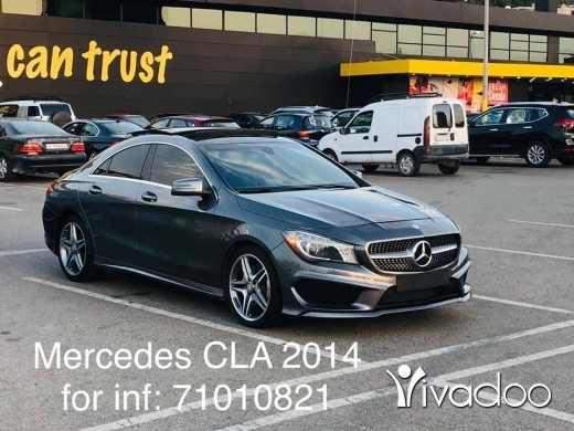 Mercedes-Benz in Port of Beirut - mercedes cla 2014