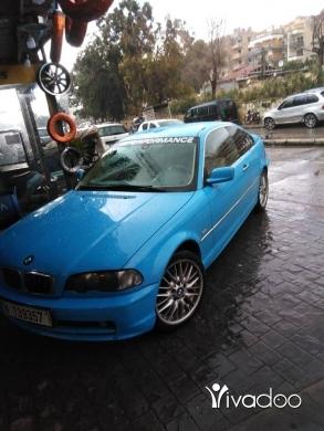 BMW in Beirut City - Bmw 325ci sports 2001