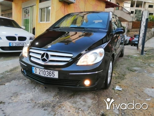 Mercedes-Benz in Tripoli - مرسادش بنز 200 تربو موداا 2008 للبيع