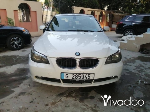 BMW in Tripoli - 525E mod2006 one owner