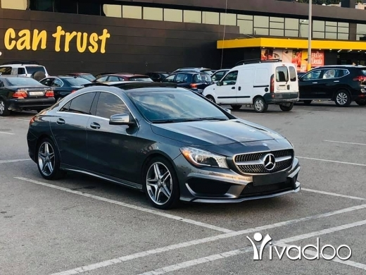 Mercedes-Benz in Port of Beirut - cla 2014 look amg full options lke new
