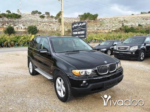 BMW in Sour - Bmw x5 2006