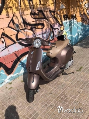 Barossa in Beirut City - motorcycle