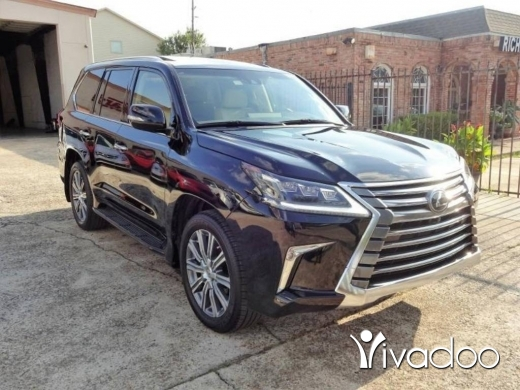 Lexus in Bednayel - Selling Used 2017 Lexus LX 570 Jeep Full Options