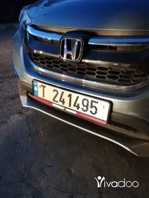 Honda in Tripoli - CRV_EXL_2015