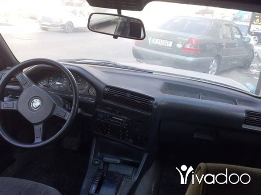 BMW in Tripoli - يبلاش bmw 320i اتو ماتيك انقاد مع ويكال او رفع مسؤليه ودولار علقديم