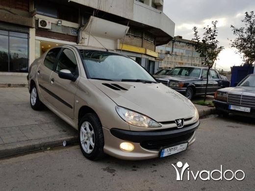 Peugeot in Port of Beirut - Pejo model 2009