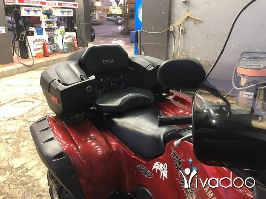 Baotian in Baalback - ATV GRIZZLY yamaha