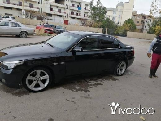 BMW in Port of Beirut - Bmw 530 model 2004 look 2010 alb aswad