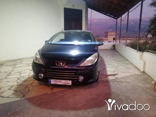 Peugeot in Aley - Pegouet 307 cc 2007 96000km