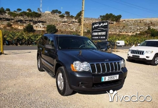 Jeep in Sour - Grand cherokee 2007