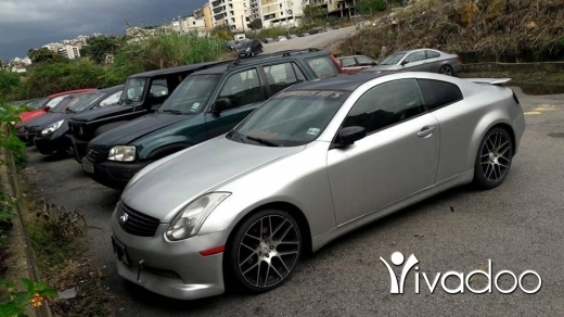 Infiniti in Beirut City - For Sale Clean Infinity G35 Coupe 2003