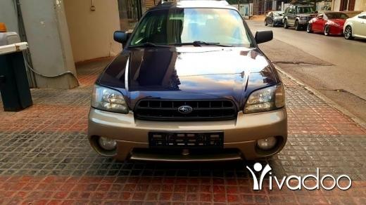 Subaru in Furn el-Chebbak - سبوبارو 4x4
