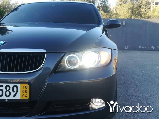BMW in Port of Beirut - BMW E90 328 Model 2008