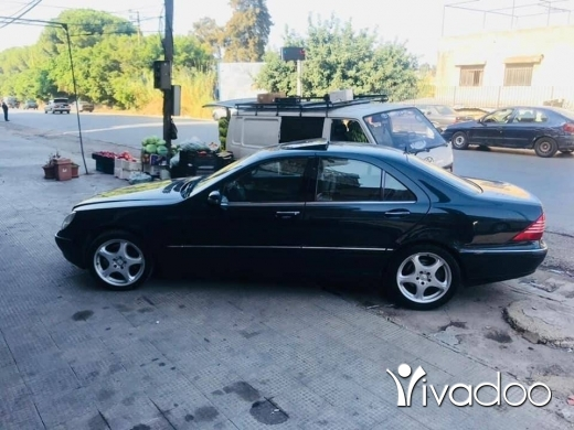 Mercedes-Benz in Zgharta - For sale 2000 s 500
