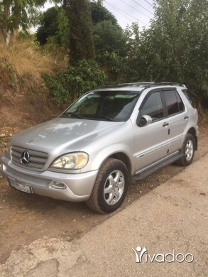Mercedes-Benz in Port of Beirut - ML 350 MODEL 2005 FOUL OPCHEN